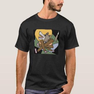 T-shirt AW chemise de transformation de loup-garou