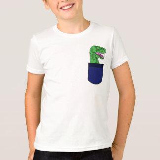 T-shirt AW T-Rex dans une chemise de poche
