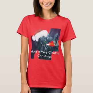 T-shirt Ayez très Noël de Cthulhu