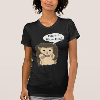 T-shirt Ayez un beau jour ! Chemise comique