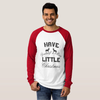 T-shirt Ayez votre individu une joyeuse chemise de Noël