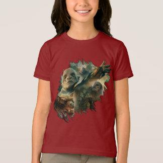 T-shirt Azog, Narzug, et graphique de Bolg