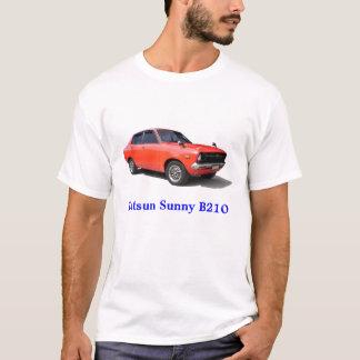 T-shirt B210 ensoleillé de Datsun