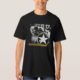 T-shirt B-17 F Flying Fortress