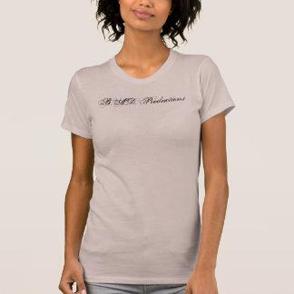T-shirt B.A.D. Le réservoir des femmes de productions