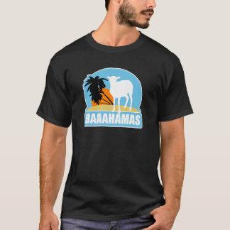 T-shirt Baaahamas