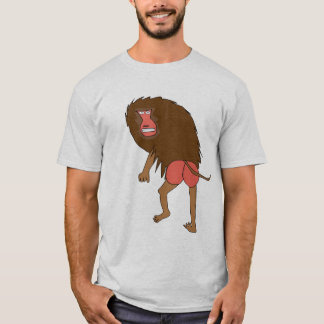 T-shirt Babouin