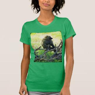 T-shirt Babouin de Samburu