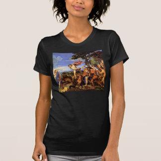 T-shirt Bacchus et Ariadne par Titian