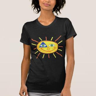 T-shirt Badass Sun