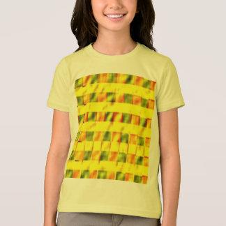 T-shirt BADINE la collection : RAYURE D'OR