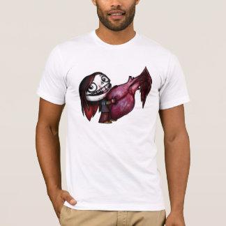 T-shirt BadSadGirls - je donne mon coeur pour vous