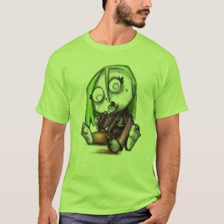 T-shirt BadSadGirls - jeux de zombi
