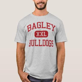 T-shirt Bagley - bouledogues - junior - Dora Alabama
