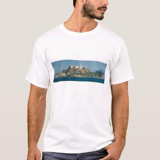 T-shirt Baie de San Franciso de prison d'île d'Alcatraz