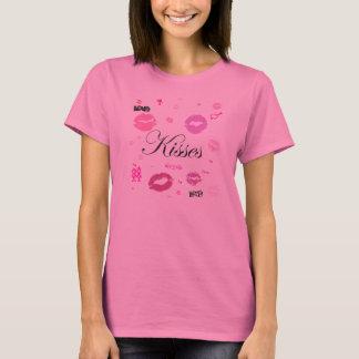T-shirt Baisers en abondance ! !