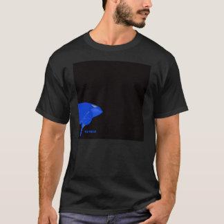T-shirt Baleine bleue d'orque de dimanche