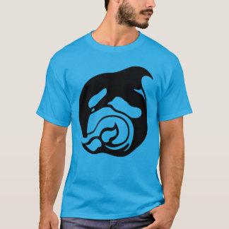T-shirt baleine d'orque
