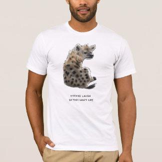T-shirt baliverne d'hyène