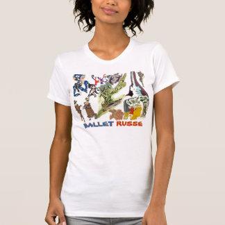 T-shirt Ballet Russe