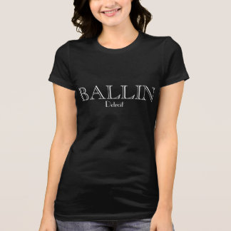 T-SHIRT BALLIN DETROIT