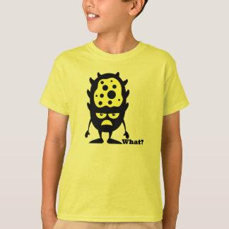 T-shirt Ballot de monstre de la Science