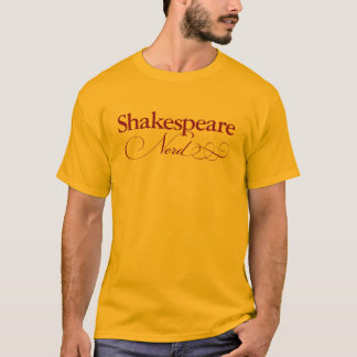T-shirt Ballot de Shakespeare
