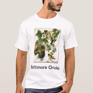 T-shirt Baltimore Oriole