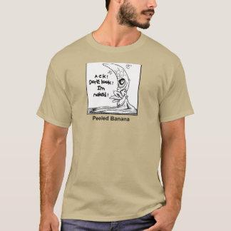 T-shirt Banane épluchée