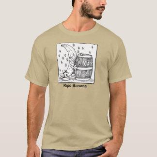 T-shirt Banane mûre