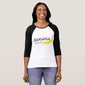 T-shirt Banane, oh !, Na de Na