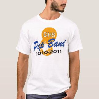 T-shirt Bande de dynamisme de CSAD