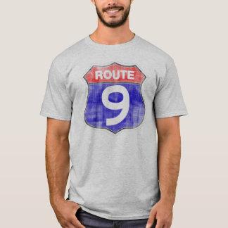 T-shirt Bande de l'itinéraire 9