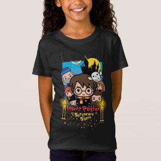 T-Shirt Bande dessinée Harry Potter et la pierre du
