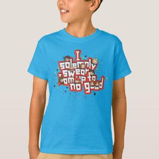 """T-shirt Bande dessinée """"je jure solennellement"""" le"""