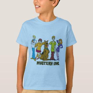 T-shirt Bande entière 12 Mystery Inc