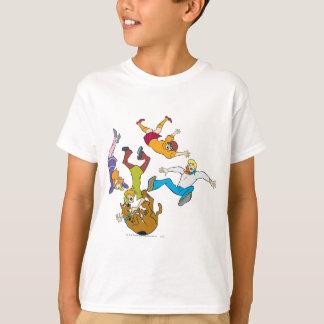 T-shirt Bande entière 17 Mystery Inc