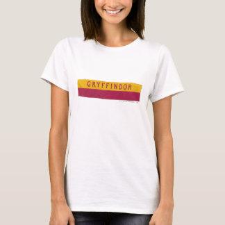 T-shirt Bannière de Gryffindor