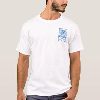 T-shirt Bannière de monogramme de Harry Potter | Ravenclaw