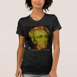 T-shirt Banque d'Andrew Jackson
