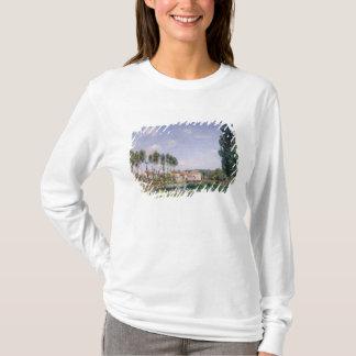 T-shirt Banques d'Alfred Sisley | du Loing chez Moret