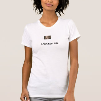 T-shirt barack-obama-060607, OBAMA 08