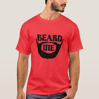 T-shirt Barbe je, Houston