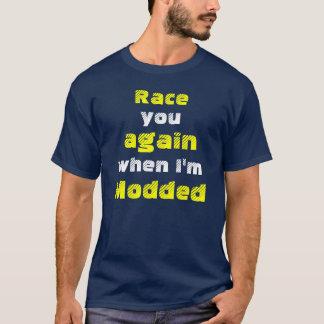 """T-shirt Barbecue """"course de JDM que vous encore"""" piquez"""