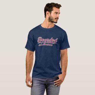 T-shirt Barbu et impressionnant
