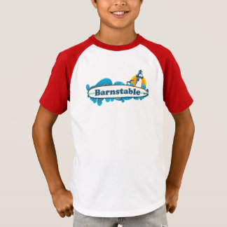 T-shirt Barnstable - morue de cap