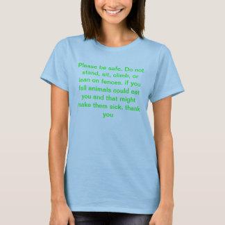 T-shirt Barrière