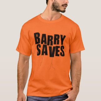 T-shirt Barry économise