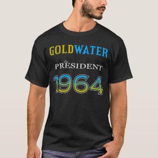 T-shirt Barry Goldwater (avant) + Citation d'extrémisme
