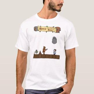 T-shirt Basculez votre côté de survie !